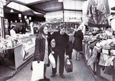 Market memories: Look back at John Street market, Bradford Leeds Market, Warrington Cheshire, Bradford City, Morrisons, Yorkshire England, Sunderland, Looking Back, Trendy Fashion, Actresses