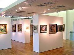 movable wall gallery - Google Search