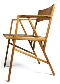 Atibaia chair, designer Paulo Alves