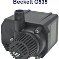 Beckett G535A Pond Pump 115Volt . $56.50