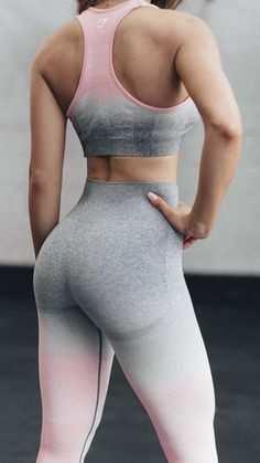 Soft and stunning. Perfect for both cardio and weight training, the new Gymshark Ombre Seamless collection is your next workout style essential. Coming soon in Peach Pink and Charcoal.