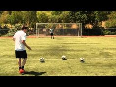 ▶ How To Kick A Soccer Ball - 3 Soccer Kicks You Must Know - YouTube