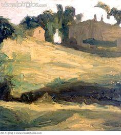 Scenic View #3 Giorgio Morandi (1890-1964 Italian) Pinacoteca di Brera, Milan, Italy