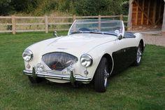 Austin Healey 100/4 (1956)