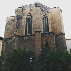 Wandering around #Palma de #Mallorca. #Spain #architecture #spanisharchitecture #church