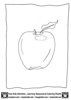 Resultado de imagen para dibujos de apio para colorear ...