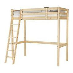 СТУРО Каркас кровати-чердака - сосна - IKEA