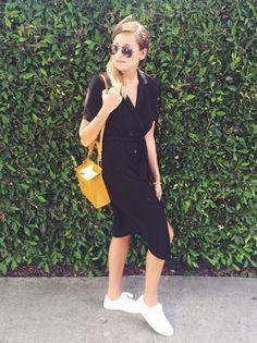 Insta | Shirt Dress - WEWOREWHAT