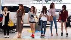 Girls Generation Airport Fashion