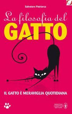 """La copertina del libro """"La filosofia del gatto""""   http://meandmyfurryfriends.wordpress.com/2013/04/30/la-filosofia-del-gatto/"""