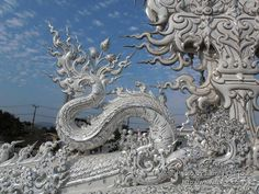 Wat Rongkhun, Chiangrai