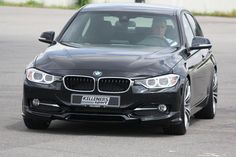 BMW 3-Series F30 by Kelleners Sport-Front Angle Picture