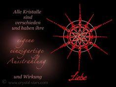 Hochwertige und edle Stickerei des Kristalls #Liebe