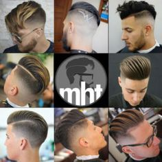 The best new men's haircuts and hairstyles for 2017 are here and we promise there's something for everyone, including adult men, young boys, teens, New Mens Haircuts, Teen Boy Haircuts, Men's Haircuts, Popular Haircuts, Best Undercut Hairstyles, Boy Hairstyles, College Hairstyles, Hairstyle Men, Classic Hairstyles