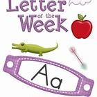 Phonics Letter of the Week A  I have made this Phonics Letter of the Week unit to address the Kindergarten(Prep) level of learning. The contents of...