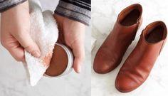 Comment créer votre cire d'entretien pour vos chaussures en cuir préférées - Astuces de grand mère