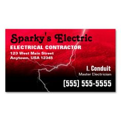 Electrician business cards it is places and paper electrician business card colourmoves