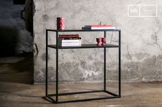 Ideas for vintage industrial furniture diy console tables Small House Furniture, Vintage Bedroom Furniture, Vintage Industrial Furniture, Bedroom Vintage, Furniture Layout, Furniture Decor, Living Room Furniture, Bedroom Rustic, White Bedroom
