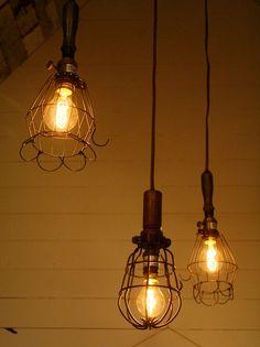 light fixtures, bulb, fun light, antiqu light