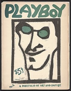 Citation: Playboy: a portfolio of art and satire, no. 2, 1919 Mar. through Apr. . Playboy : a portfolio of art and satire, Archives of American Art, Smithsonian Institution.