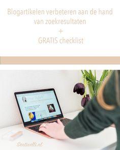 Blogartikelen verbeteren aan de hand van zoekresultaten.   In dit artikel vertel ik iets over het verbeteren van blogartikelen aan de hand van zoekresulaten die je bij  Google Webmaster tools vandaan kan halen. En ontvang mijn GRATIS checklist voor het verbeteren van oude blogartikelen.