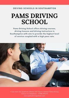 The driving school has been established in Southampton for 30 years with Professional trained instructors, male & female. Parents are then aware of the safety. Arranging Courses to suit the needs of the particular people.