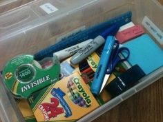 Cooperative learning strategies are made even easier when you have Team Tubs in your classroom.  Learn how to make these creative kits with some basic school supplies.