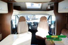 Roller Team T-Line Garage - il living anteriore Roller Team, T Line, Garage, Chair, Furniture, Home Decor, Caravan Van, Carport Garage, Decoration Home