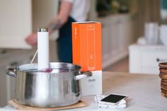 Joule is the sous vide tool that changes everything. Controlled by a groundbreaking custom app, Joule is a sleek, powerful cooking tool that makes sous vide a real part of today's kitchen.