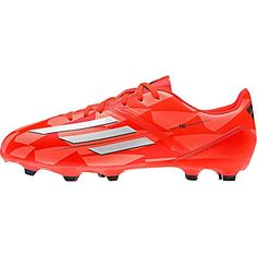 pretty nice e6568 c5067 Adidas F10 Womens Firm Ground Cleats SOLREDCWHITEGLITRA 5  More info  could be found