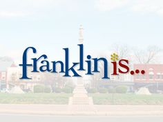 #weLOVEfranklin
