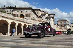Mille Miglia 2013 - Assisi (PG)