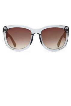 2d4f16dc1fc5 The Row x Linda Farrow Sunglasses... in clear! Ray Ban Sunglasses Sale
