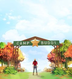 Camp Buddy, Camps, Owl House, Sleeves