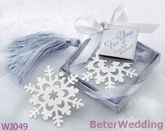 Kids Birthday gifts, WJ049_Snowflake Bookmark Festive & Party Supplies, Graduation Gifts on AliExpress.com. 5% off $14.25