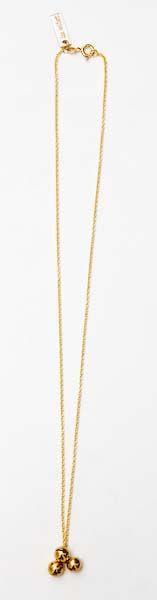 Gloeckchenkette gold - Ina Seifart - Online Shop