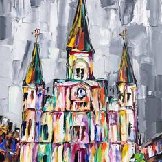 Limited Edition Large Paper Prints are signed and numbered out of on stark-white, heavyweight watercolor paper Cultured Marble Shower Walls, Las Vegas Hotel Deals, Hotels For Kids, Thailand Travel Guide, La Art, French Quarter, Landscape Art, Watercolor Paper, Arts And Crafts