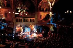 Union Chapel: best music venue in London for intimate and quirkyambience