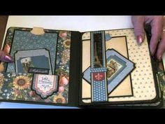 ▶ French Country Folio Album on line Workshop Intro - YouTube