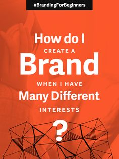Are you an entrepreneur with many interests? Tips on how to combine these interests in your personal branding strategy. Personal Branding, Branding Your Business, Business Marketing, Content Marketing, Creative Business, Business Tips, Internet Marketing, Social Media Marketing, Online Business