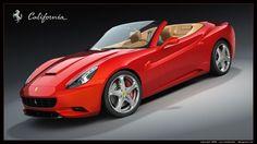 Ferrari California 02 by dangeruss