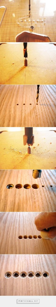 how do you drill string through holes - Page 2 - Telecaster Guitar Forum - created via http://pinthemall.net
