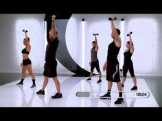 12 min VIDEO: Bob Harper - Core (love this one for a daily workout) Core Workouts, Ab Exercises, Easy Workouts, At Home Workouts, Abs Workout Video, Exercise Videos, Excercise, Bob Harper Workout, Walking Videos