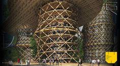 Bamboo Skyscraper 5