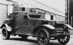 Armored car White (France).