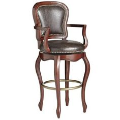 Casden Swivel Barstool- I cant afford this but I just love it!