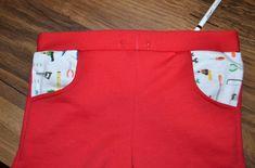 DIY - Kort broekje - VanZussies Casual Shorts, Fashion, Fashion Styles, Moda, Fashion Illustrations