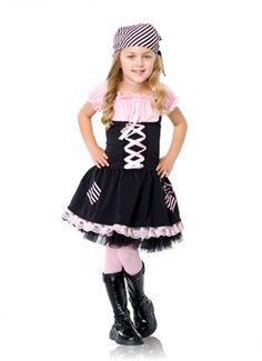Lots of Pirate Costume Kids Idea