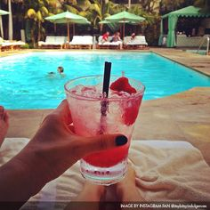 """""""Sip"""" back and relax. This is what an afternoon view looks like in Santa Barbara!"""