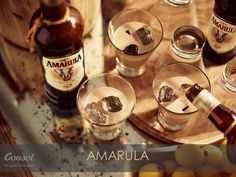 Refreshing old desserts has never been this easy. With just a touch of Amarula Cream liqueur, your classical desserts can. Cha Bar, Cream Liqueur, Christmas Drinks, Christmas 2017, Dessert Recipes, Desserts, Sweet Recipes, Panna Cotta, Alcoholic Drinks